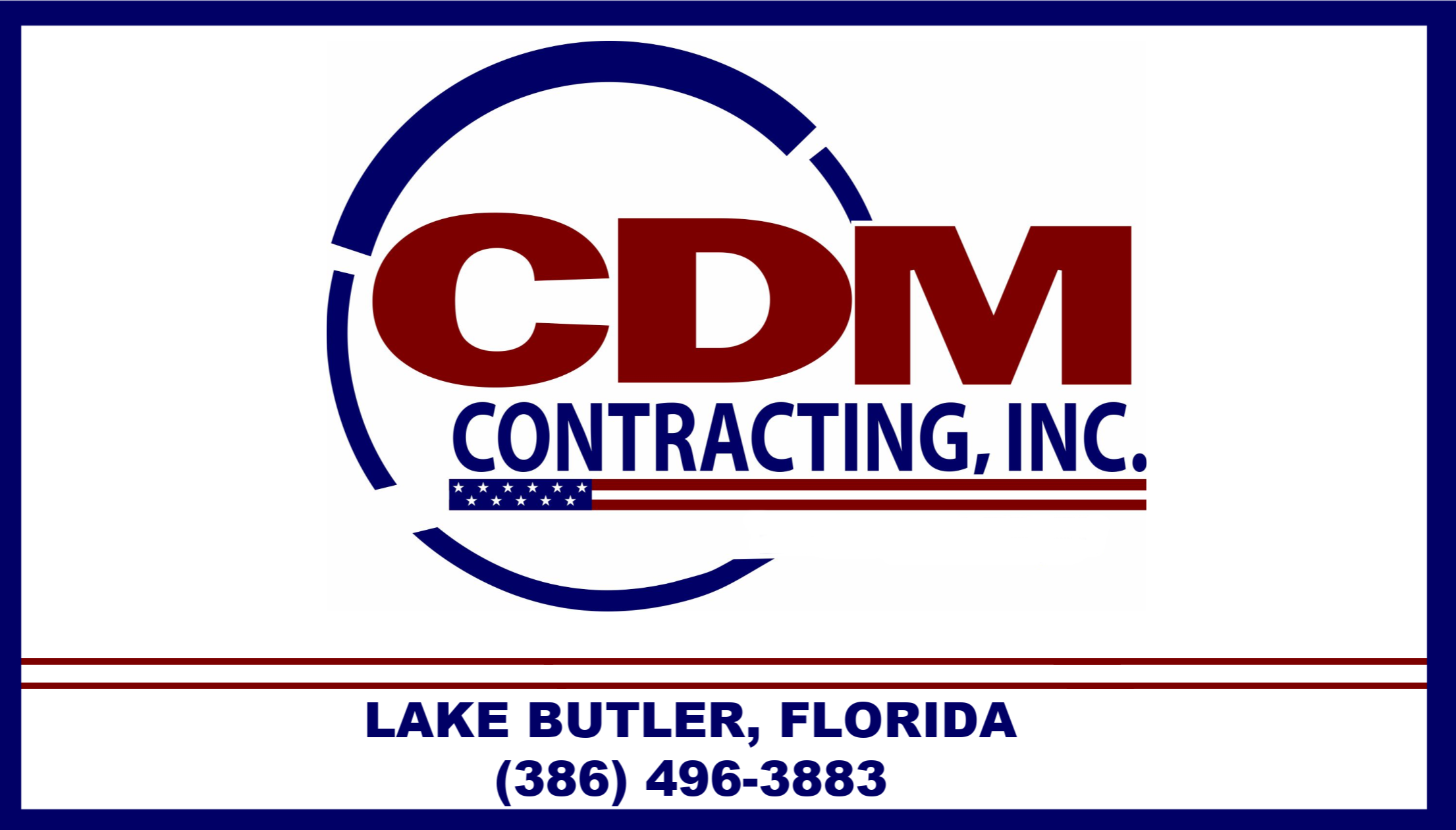 CDM Contracting, Inc.