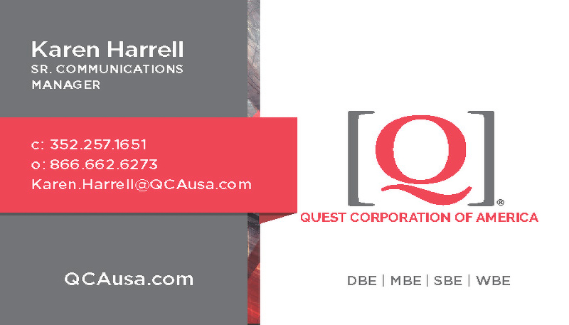 Quest Corporation of America, Inc.