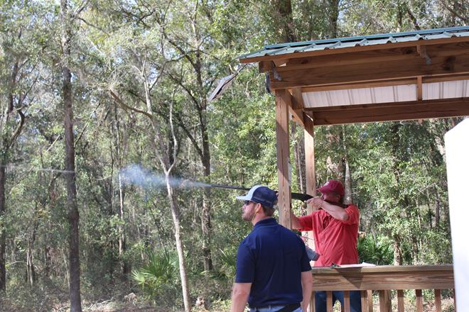 Clay Shoot 21